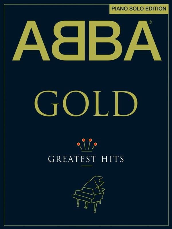 ABBA - Abba Gold - Greatest Hits - Piano Solo Edition - Partition - di-arezzo.com