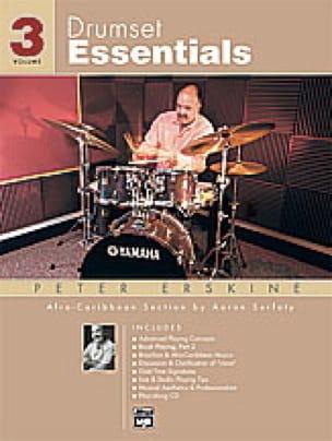 Drumset Essentials Volume 3 - Peter Erskine - laflutedepan.com