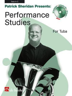 Performance Studies for Tuba - Patrick Sheridan - laflutedepan.com