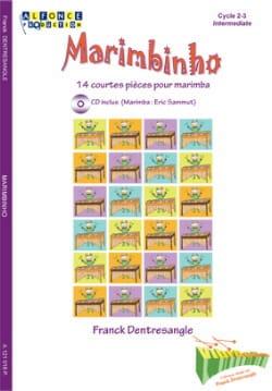 Marimbinho 14 courtes pieces pour marimba - laflutedepan.com