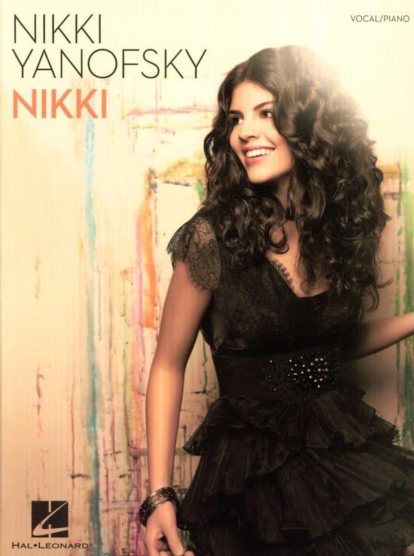 Nikki - Nicole Yanofsky - Partition - Jazz - laflutedepan.com