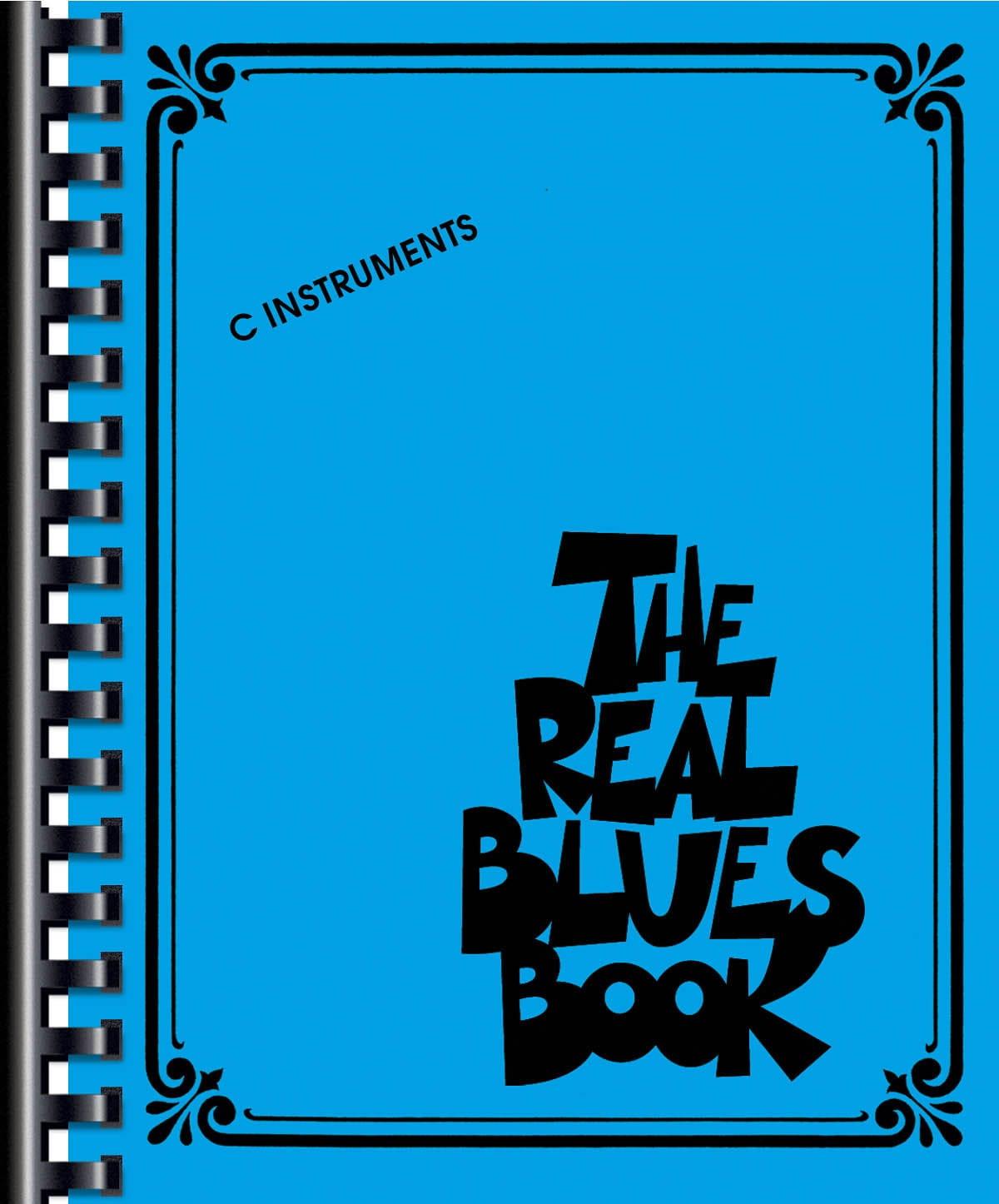 - The Real Blues Book - C Instruments - Partition - di-arezzo.co.uk