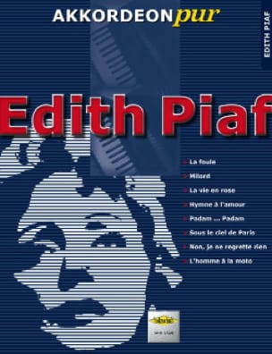 Akkordeon Pur - Edith Piaf - Edith Piaf - Partition - laflutedepan.com