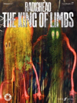 The King of Limbs - Radiohead - Partition - laflutedepan.com