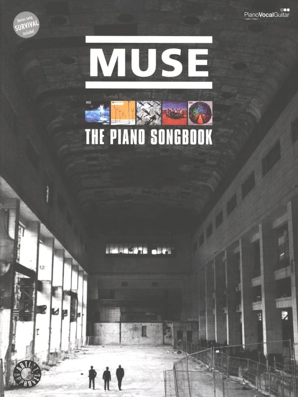 Muse - The Piano Songbook - Partition - di-arezzo.co.uk