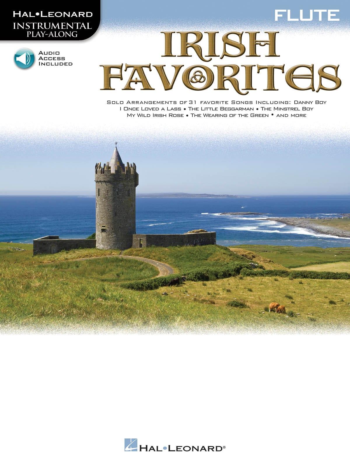 Irish favorites - Partition - Flûte traversière - laflutedepan.com