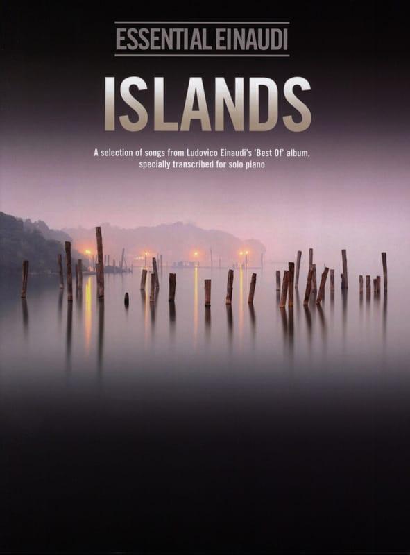 Ludovico Einaudi - Islas - Partition - di-arezzo.es