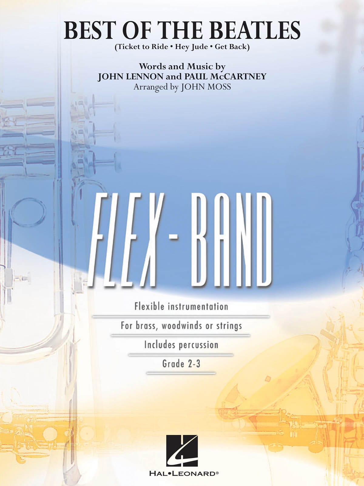 Best of the Beatles - FlexBand - BEATLES - laflutedepan.com