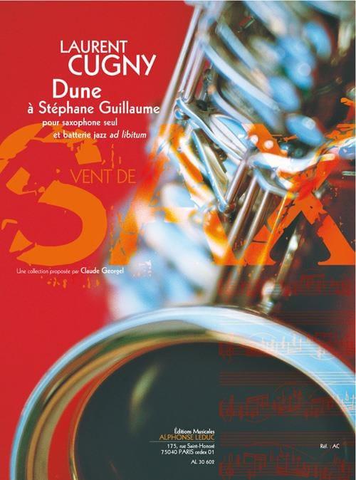 Laurent Cugny - Dune to Stéphane Guillaume - Partition - di-arezzo.com