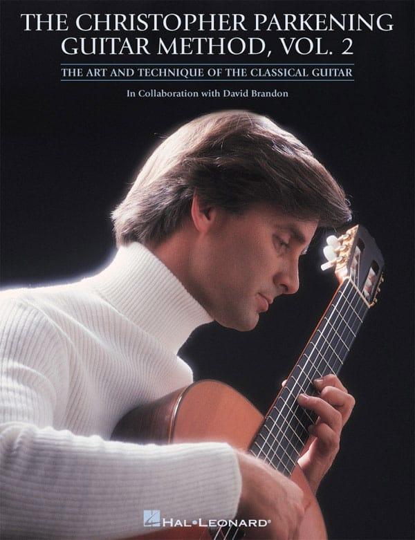 The Christopher Parkening Guitar Method Volume 2 - laflutedepan.com