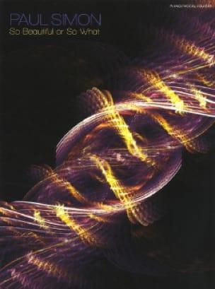 So Beautiful or So What - Paul Simon - Partition - laflutedepan.com