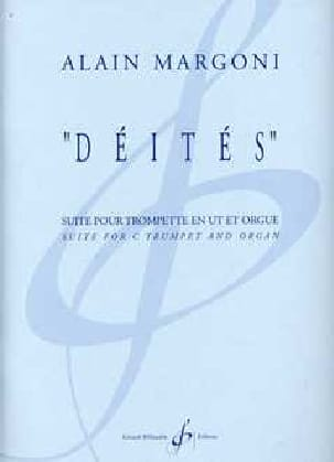 Alain Margoni - deities - Partition - di-arezzo.com