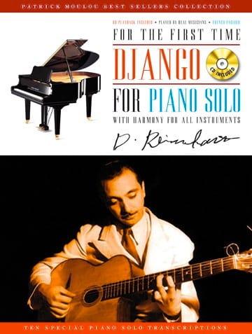 Django for Piano Solo - Django Reinhardt - laflutedepan.com