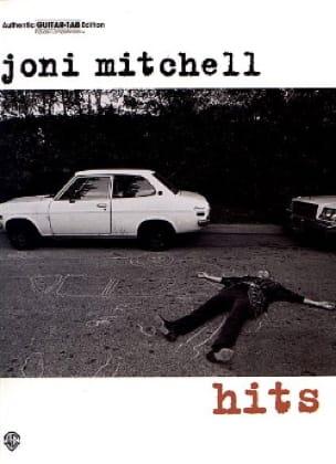 Hits - Joni Mitchell - Partition - Pop / Rock - laflutedepan.com
