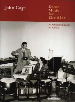John Cage - Música para Elfrid Ide - Conductor - Partition - di-arezzo.es