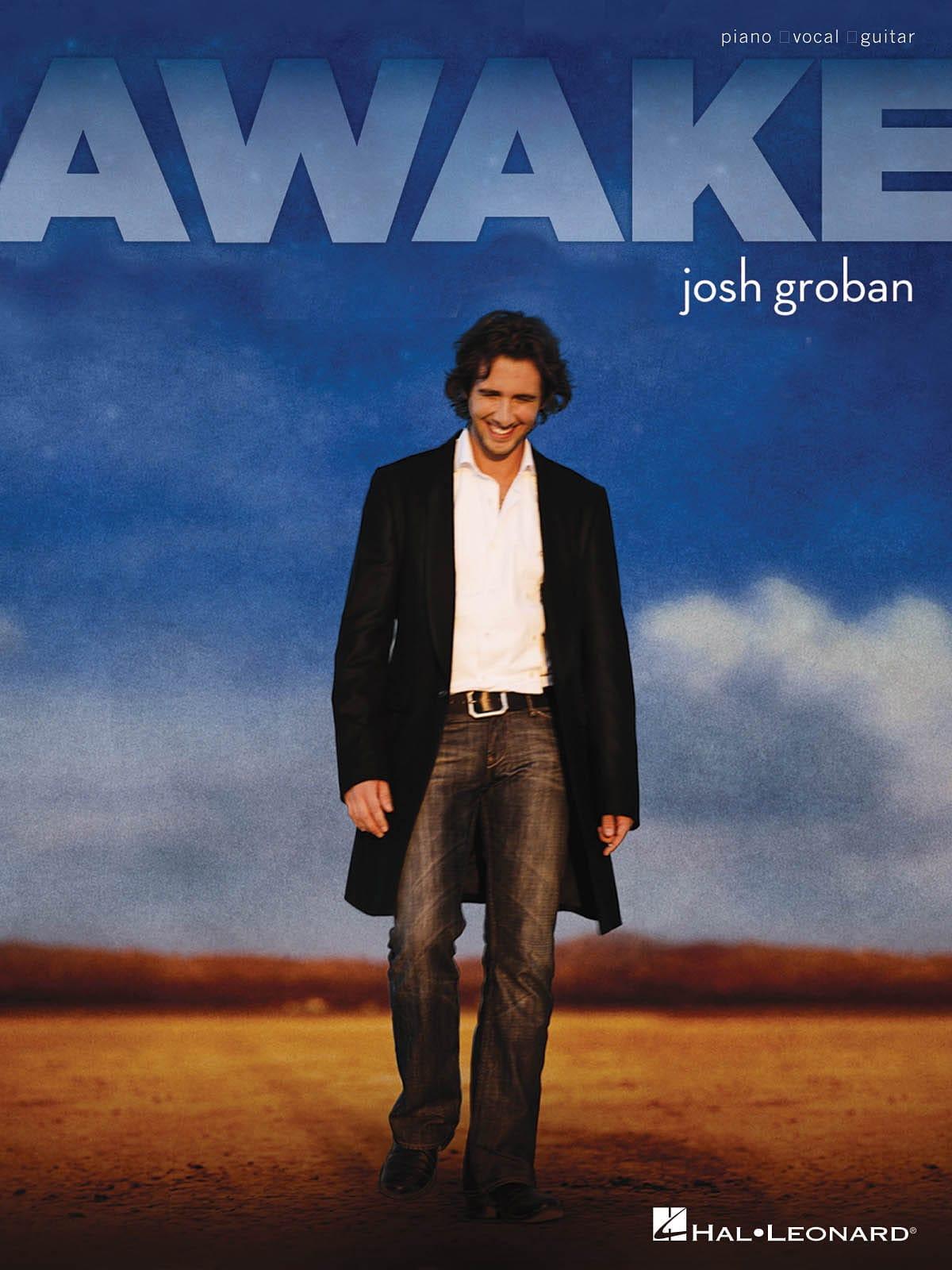 Awake - Josh Groban - Partition - Pop / Rock - laflutedepan.com