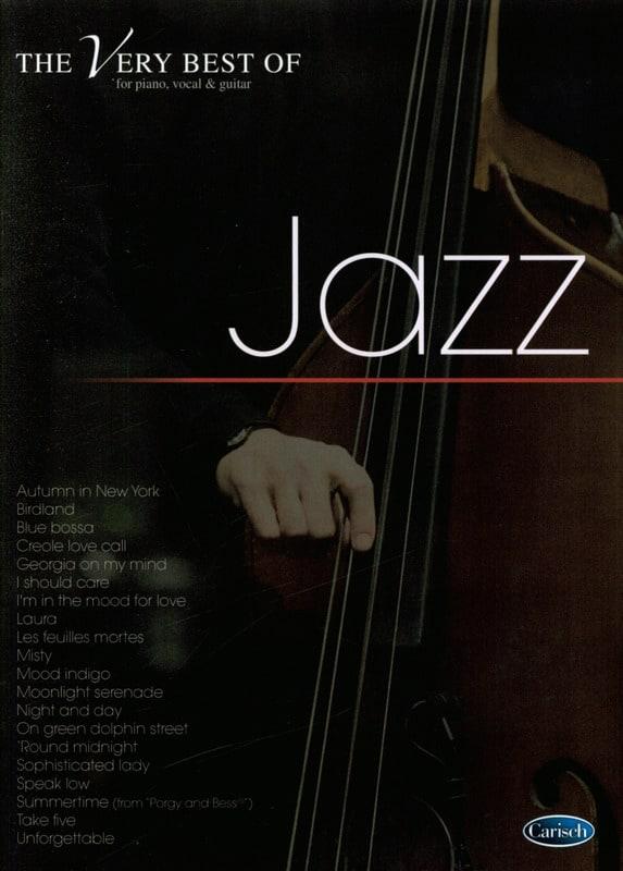 The very best of jazz - Partition - Jazz - laflutedepan.com