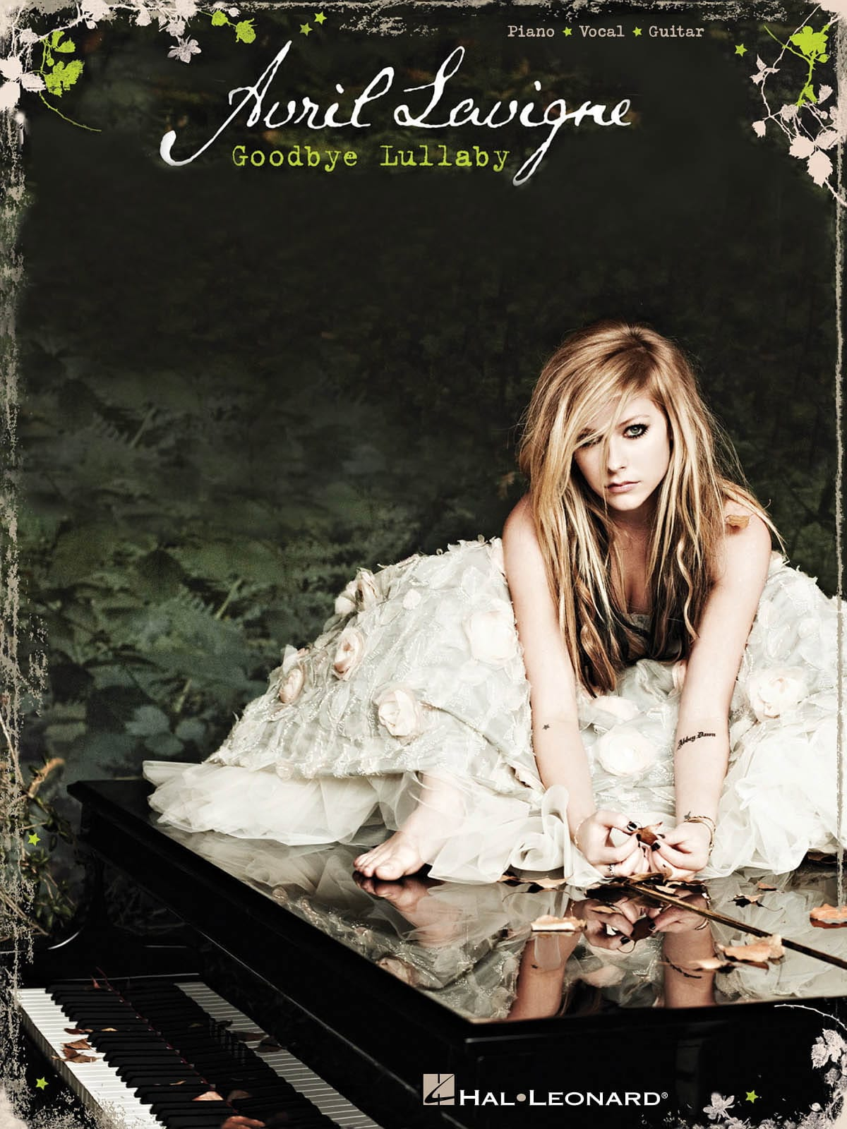 Goodbye Lullaby - Avril Lavigne - Partition - laflutedepan.com