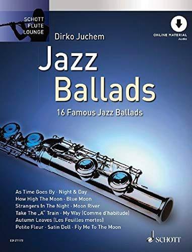 Jazz ballads - 16 Famous Jazz Ballads - laflutedepan.com
