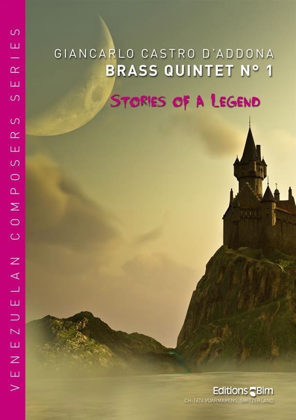 Brass Quintet n° 1 - Stories of a Legend - laflutedepan.com