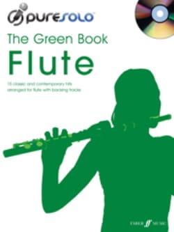 Pure Solo - The Green Book - Partition - laflutedepan.com