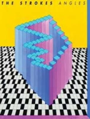 Angles - the Strokes - Partition - Pop / Rock - laflutedepan.com