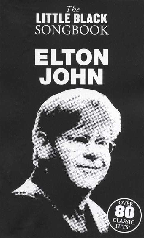 Elton John - The Little Black Songbook - Partition - di-arezzo.fr