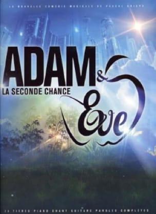 Pascal Obispo - Adam & Eve - Comédie Musicale - Partition - di-arezzo.ch