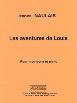 Jérôme Naulais - The Adventures of Louis - Partition - di-arezzo.com
