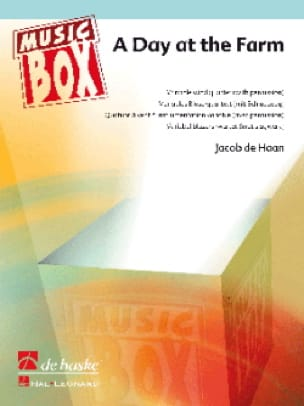 A Day At The Farm - Music Box - Jacob de Haan - laflutedepan.com