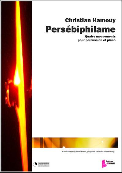 Persébiphilame - Quatre Mouvements - laflutedepan.com
