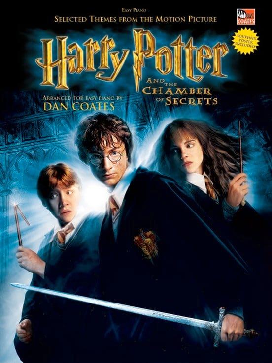 John Williams - Harry Potter und die Kammer des Schreckens - Partition - di-arezzo.de