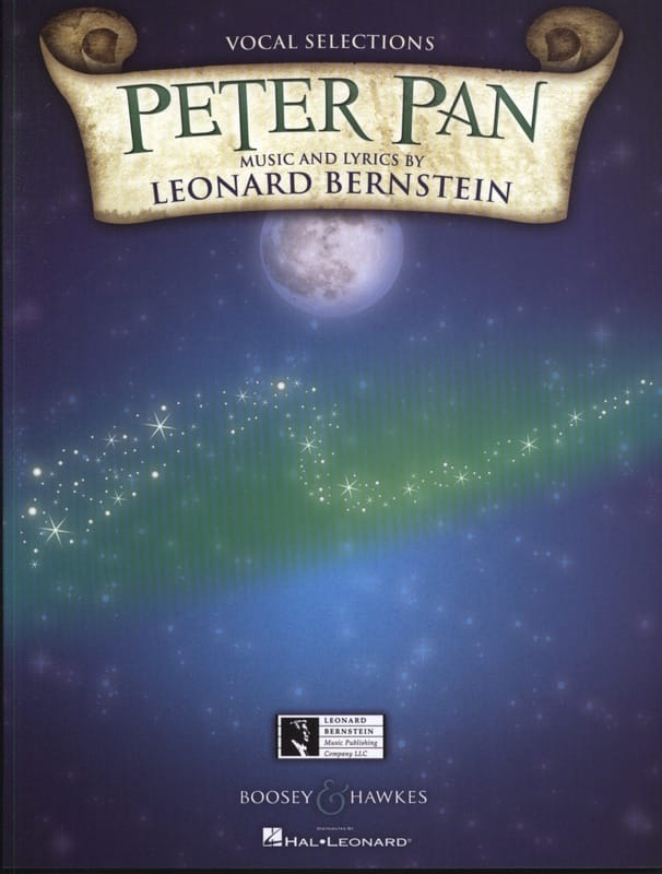 Leonard Bernstein - Peter Pan - Vocal Selections - Partition - di-arezzo.fr