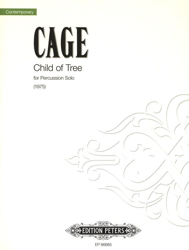 Child of Tree - CAGE - Partition - laflutedepan.com