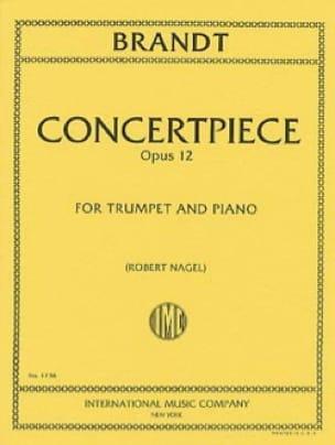 Vassily Brandt - Concierto N ° 2 Opus 12 - Partition - di-arezzo.es