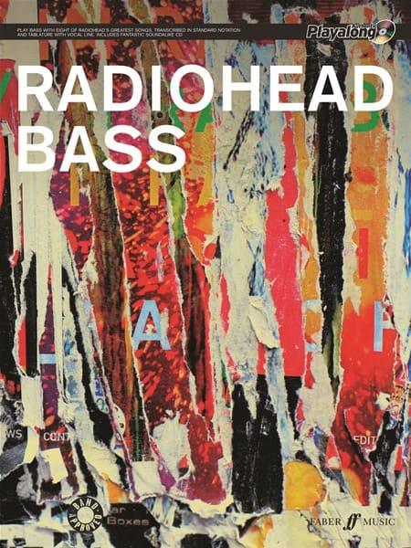 Radiohead - Authentic Playalong - Partition - di-arezzo.com