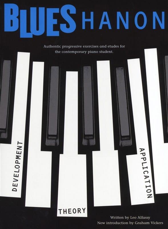Blues Hanon Revised Edition - Leo Alfassy - laflutedepan.com