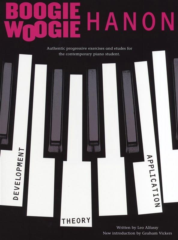 Leo Alfassy - Boogie Woogie Hanon Überarbeitete Ausgabe - Partition - di-arezzo.de