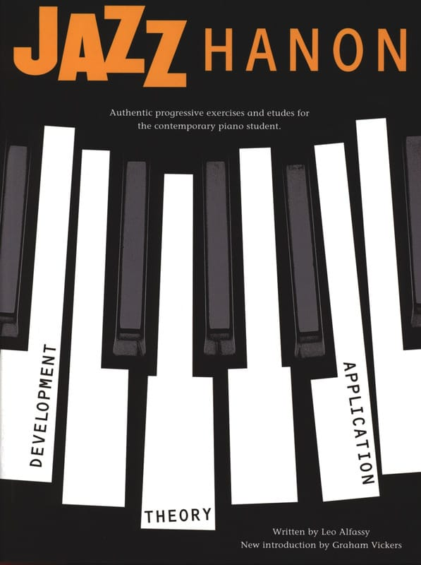Jazz Hanon Revised Edition - Leo Alfassy - laflutedepan.com