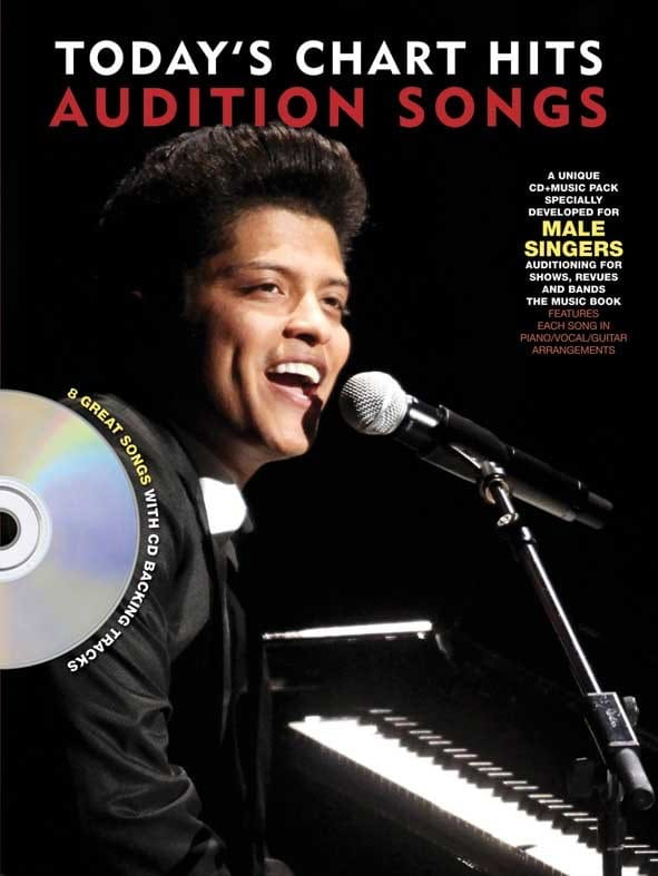 Audition Songs For Male Singers: Today's Chart Hits - laflutedepan.com
