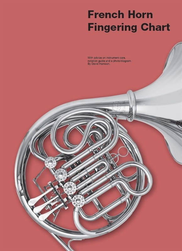 - French Horn Fingering Chart - Partition - di-arezzo.co.uk