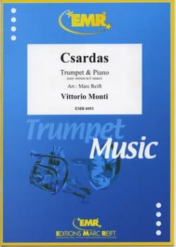 Csardas easy version in F minor - Vittorio Monti - laflutedepan.com