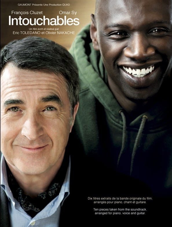 - Intouchables - FIlm Music - Partition - di-arezzo.com