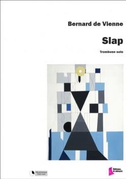 Slap - Vienne Bernard de - Partition - Trombone - laflutedepan.com