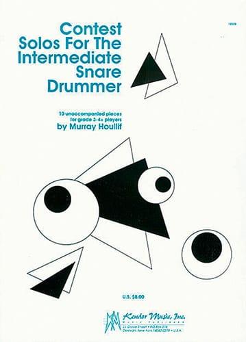 Contest Solos For The Intermediate Snare Drummer - laflutedepan.com