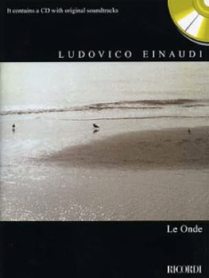 Ludovico Einaudi - The wave - Partition - di-arezzo.co.uk