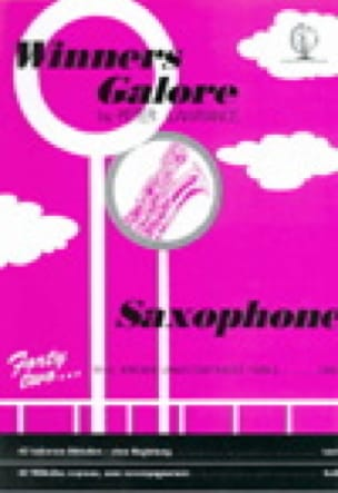 - Winners Galore for Saxophone - Partition - di-arezzo.com