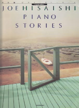 Joe Hisaishi - Piano Stories - Original Edition - Partition - di-arezzo.com