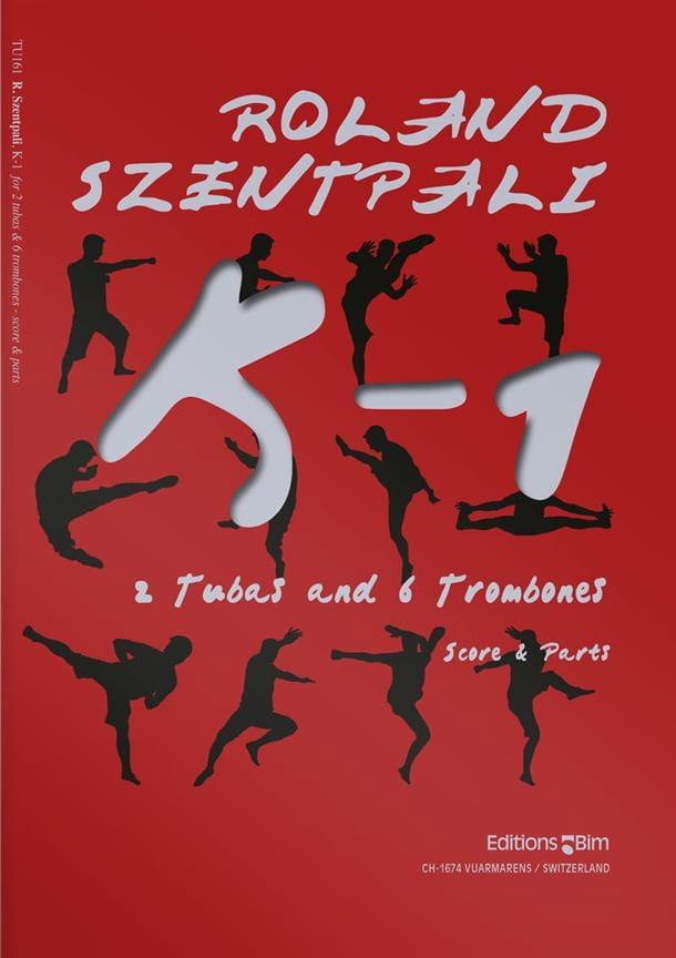 K-1 - Roland Szentpali - Partition - laflutedepan.com