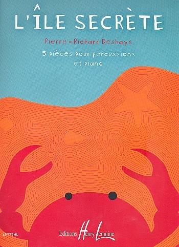 L'île secrète - 5 Pièces - Pierre-Richard Deshays - laflutedepan.com